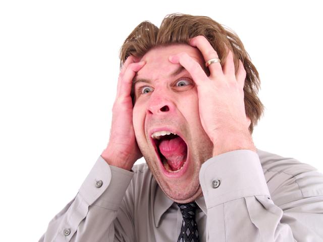 stress dapat menyebabkan migrain