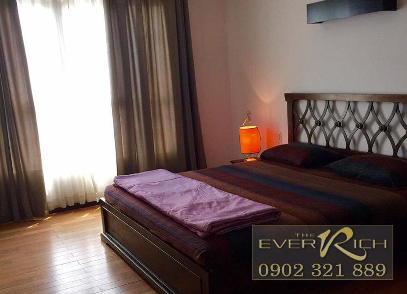 Cho thuê căn hộ The Everrich quận 11 - giường ngủ 2