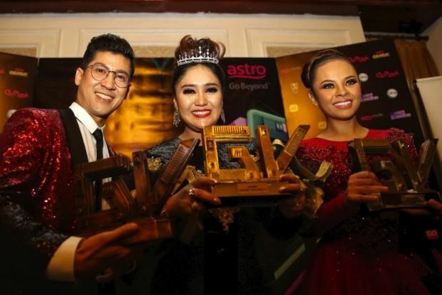 Kemenangan Azharina Dalam GV3 Sudah Dijangka