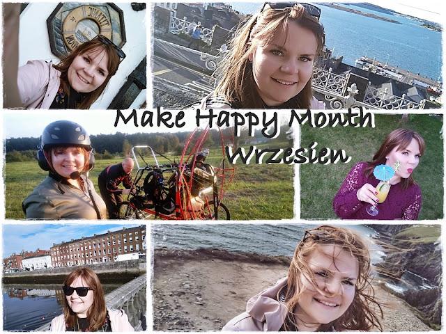 Make Happy Month - skrót września