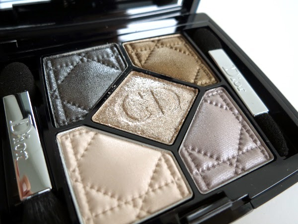 Dior 5 Couleurs eyeshadow palette 'Golden Reflections'