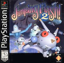 Jumping Flash! 2 - PS1 - ISOs Download