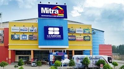 LOKER SUPERVISOR SALES MITRA 10 PALEMBANG OKTOBER 2019