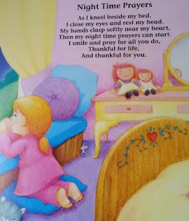 bedtime prayers cover