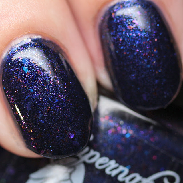 Supernatural Lacquer Dark Hearts
