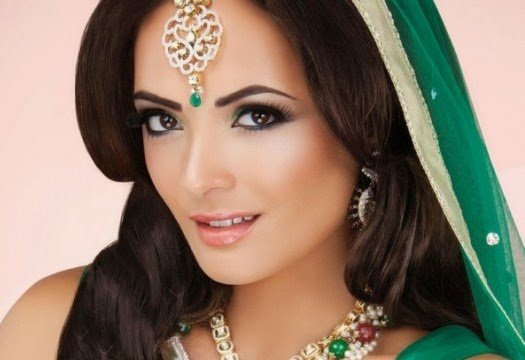 EYES MAKEUP FOR WEDDING PARTY