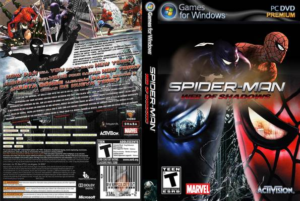 web of shadows pc download