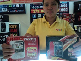 HP Taxco Diburu Anak Muda