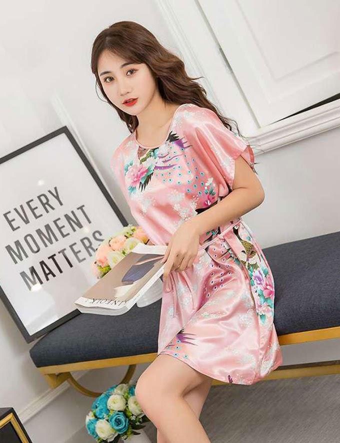 Váy Ngủ Lụa We0334