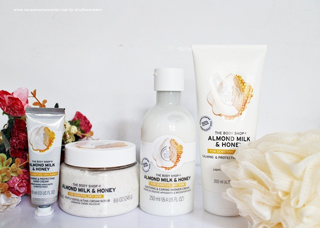 Body Care Dari The Body Shop