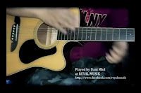 Video Belajar Gitar Elektrik Akustik