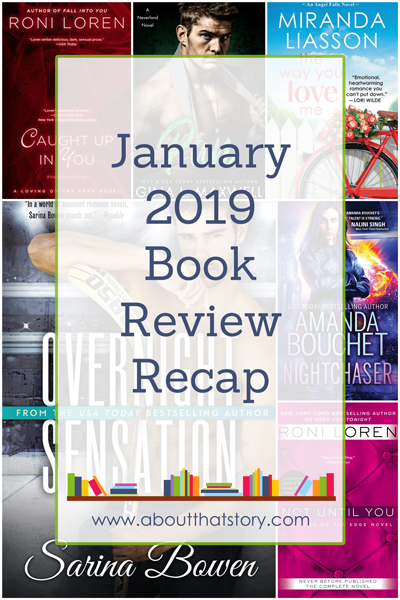 January 2019 Book Review Recap | About That Story