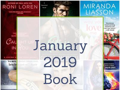 January 2019 Book Review Recap