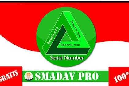 Serial Number Smadav Pro Terbaru 2019 Gratis