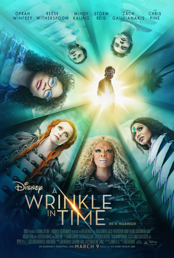 A Wrinkle in Time 2018 English