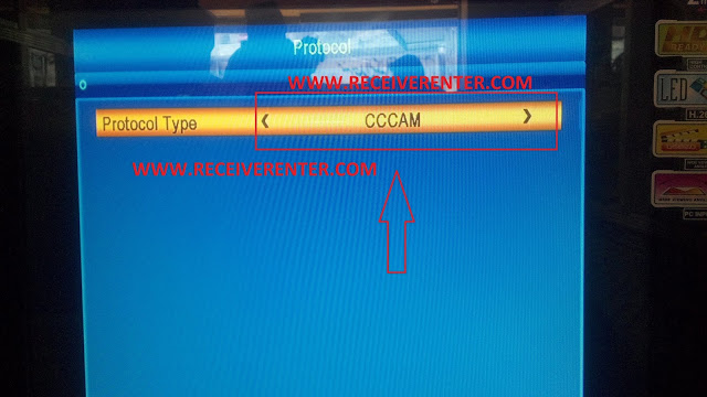 TIGER MODEL 7777 HD RECEIVER CCCAM OPTION