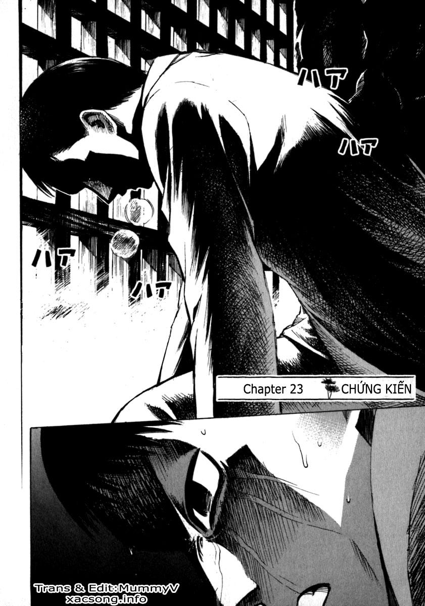 Higanjima chapter 23 trang 1