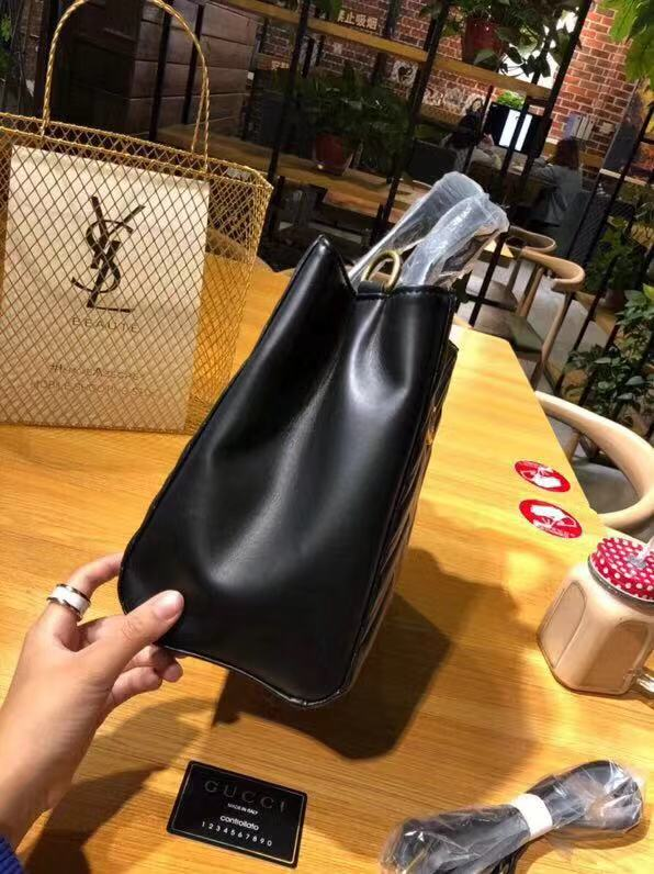 bb374b60fdda GUCCI GG Marmont Medium Matelassé Top Handle Bag Luxury Handbag Leather Top  Handle Tote Sling Bag. Order Code: EOGZ193281010