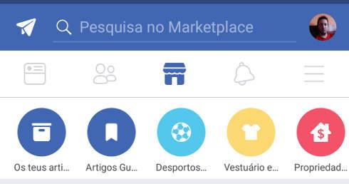 vender produtos no android