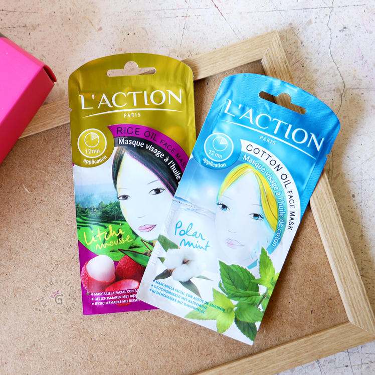 L'ACTION PARIS FACE MASK