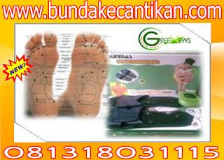 Sandal Terapi Kesehatan sandal pemijat electric Call 081318031115