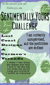 CHALLENGE #120 - SENTIMENTALLY YOURS