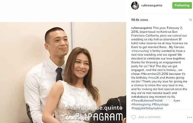 Rufa Mae Quinto: 'Ilang tulog na lang ikakasal na ako' Wedding Bells! Rufa Mae Quinto and Trevor Magallanes Are Finally Getting Married