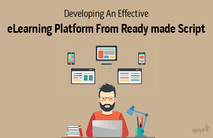 Developing Online Learning Platform