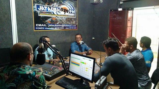 Resultado de imagem para imagens de zainha a radio jatauba fm