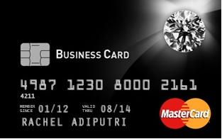 Kartu Kredit BRI Mastercard Business
