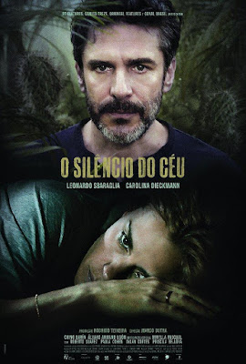 O Silêncio Do Céu (Era El Cielo) 2016 DVD Custom NTSC Latino