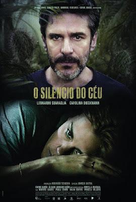 O Silêncio Do Céu (Era El Cielo) 2016 DVD Custom NTSC Latino