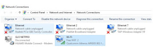 PC Network Connection