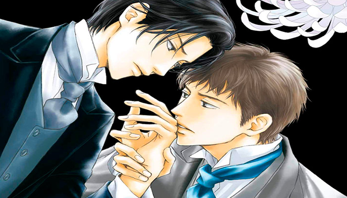 Blue Morning (Yuuutsu no Asa) manga - Chil-Chil BL Awards 2019