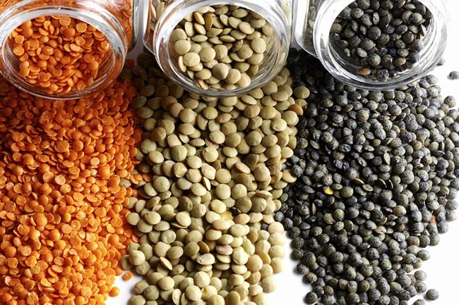Penelitian Replacing half rice with lentils reduces blood sugar 35 percent