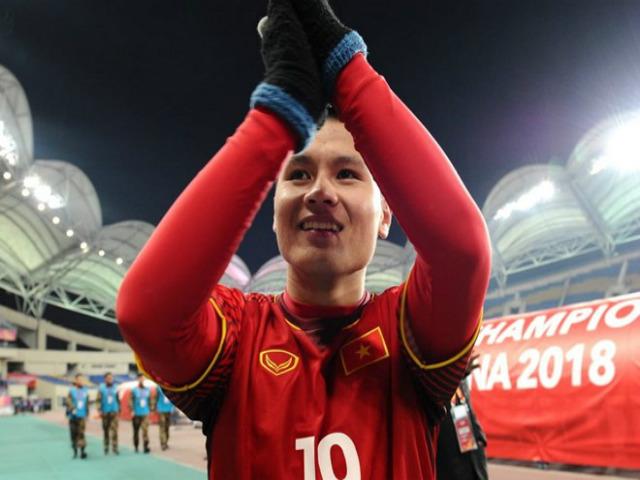 Tiến Dũng, Quang Hải khuynh đảo Đội hình xuất sắc nhất U23 châu Á 2