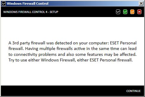 تحميل وتثبيت برنامج Windows Firewall Control للحماية من التجسس والإختراق