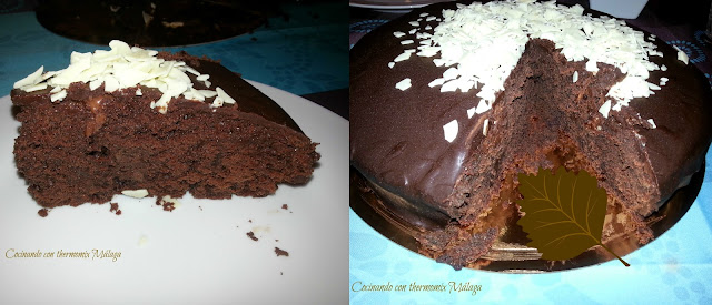 Tarta triple chocolate