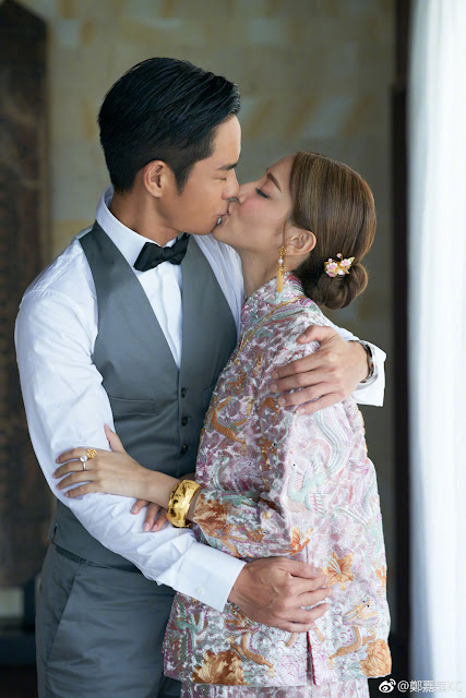 Kevin Cheng Grace Chan wedding