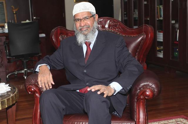 Dr. Zakir Naik, Islam Tidak Bisa Dipisahkan Dari Pemerintahan!