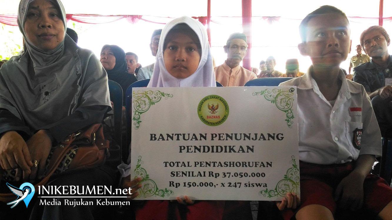 Ratusan Desa di Kebumen  Sudah Bentuk UPZ, Baru 17 yang Aktif