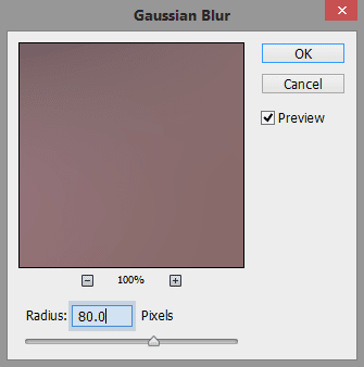 Gaussian-blur-filter-setting-to-get-soft-glowing-image