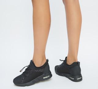 Pantofi Extar Negri 2