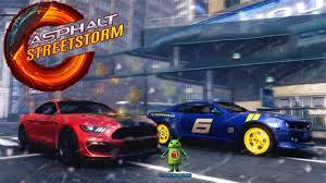 Gameloft's new Asphalt Street Storm Launched on Google Play Store. And it's really AWE.. actually not that great