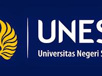Pendaftaran Online Jalur Masuk UNESA 2021-2022