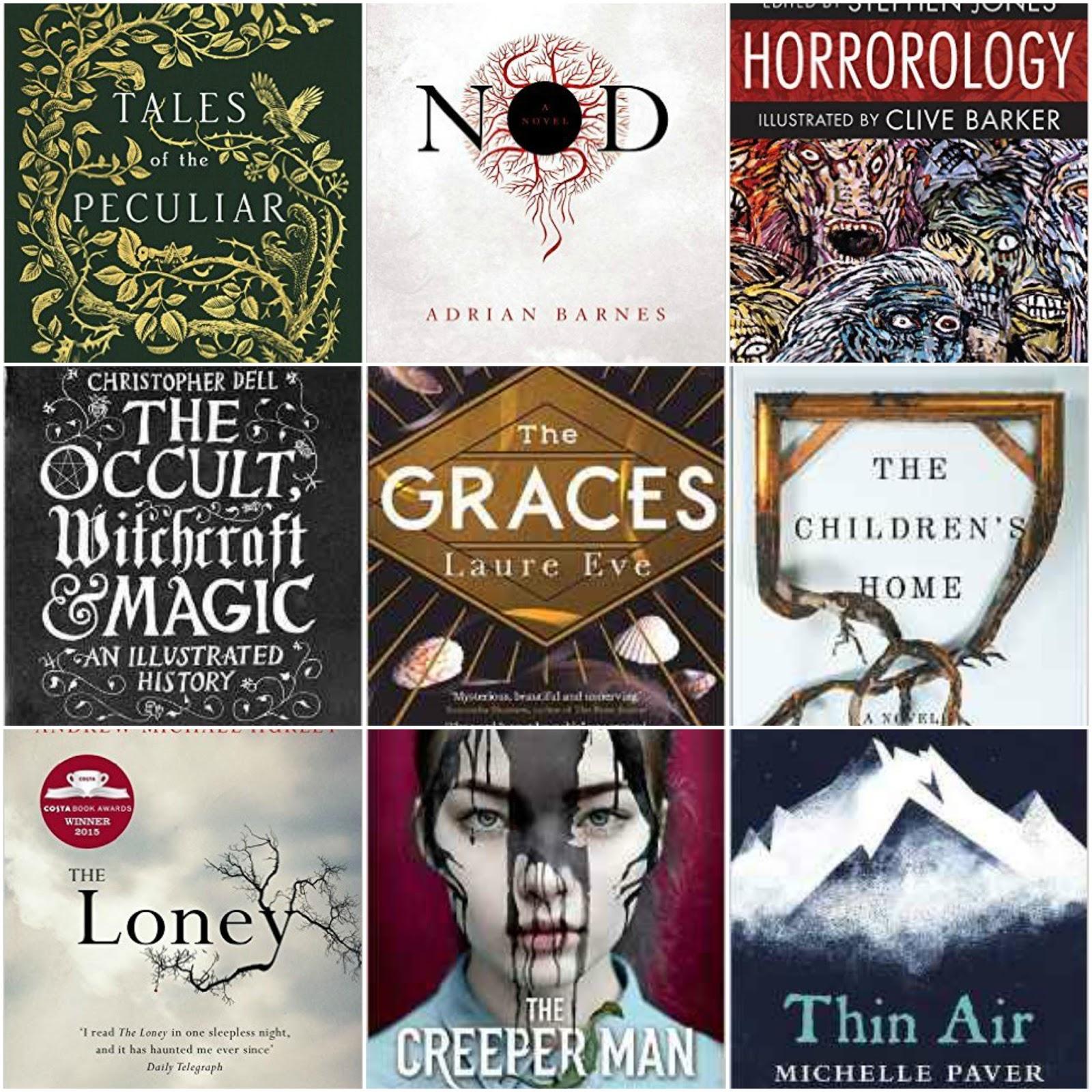 Top Halloween Reads