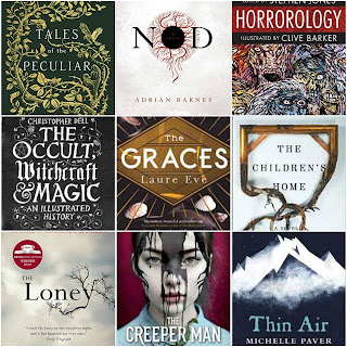 Top Halloween Reads