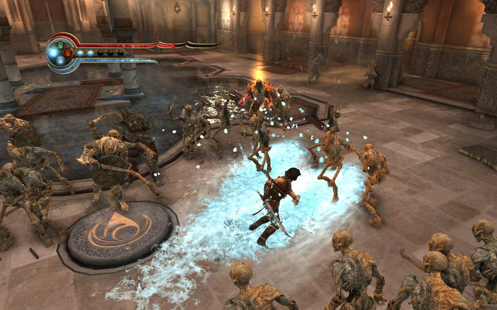Download Pc games Free: Prince of Persia: The Forgotten Sands
