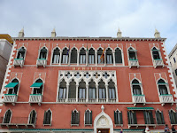 Hotel Danieli, Venice - Moonraker location