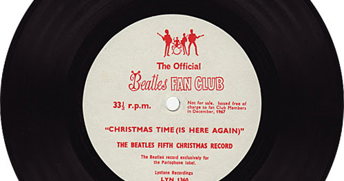 "THE BEATLES' FIFTH CHRISTMAS RECORD - ""CHRISTMAS TIME (IS HERE AGAIN)"" (1967) - LYN 1360 [Video Subtitulado]"